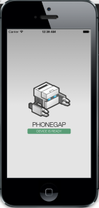 PhoneGap Basic Installation